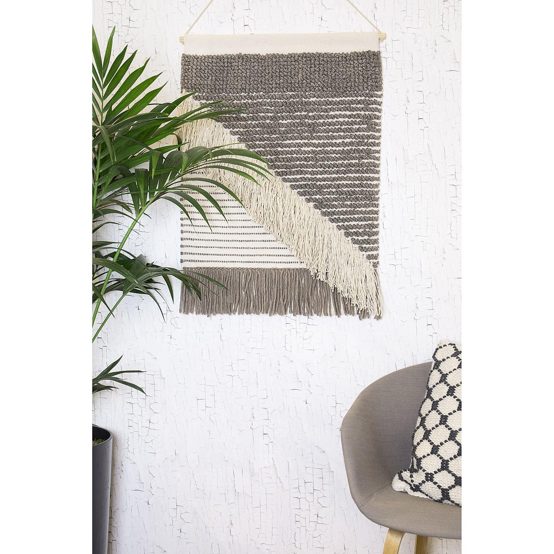 home24 Wandteppich Skagen IV | Heimtextilien > Teppiche > Wandteppich | Grau | Luxor living