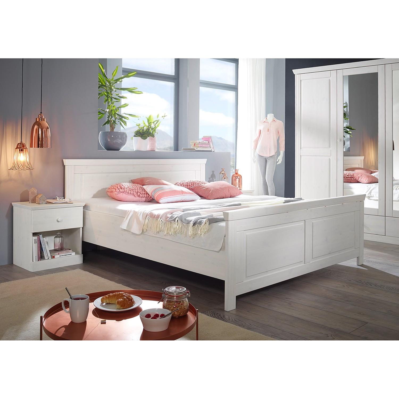 home24 Massivholzbett Dax | Schlafzimmer > Betten > Massivholzbetten | home24