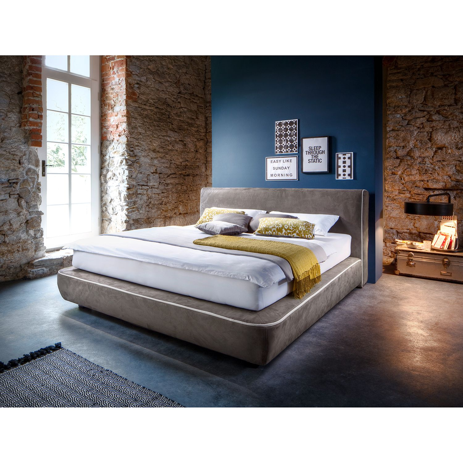 Lit boxspring Cosy