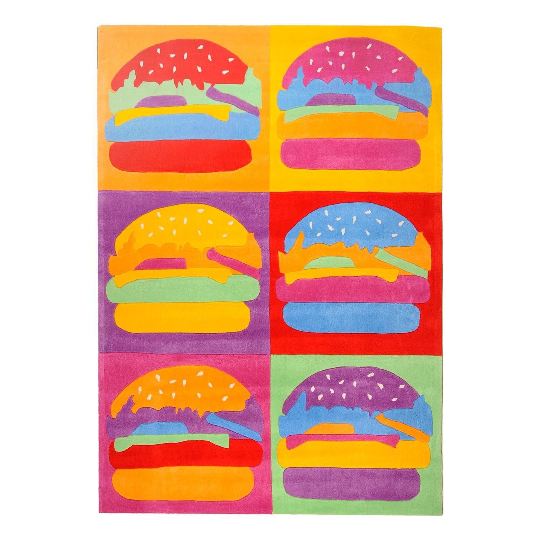 home24 Kurzflorteppich Menorca Burger