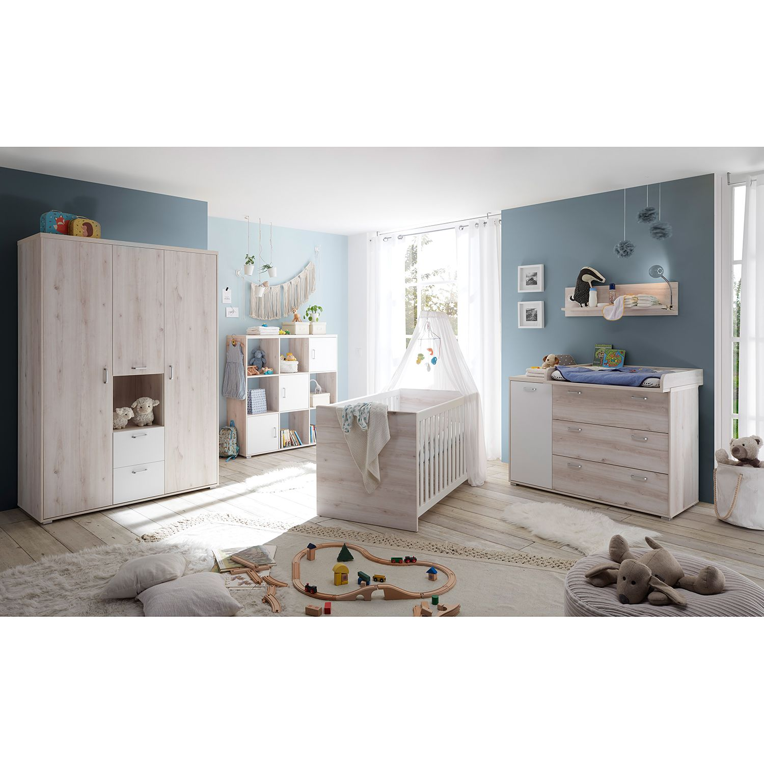 home24 Standregal Cuby | Wohnzimmer > Regale > Einzelregale | Kids Club Collection