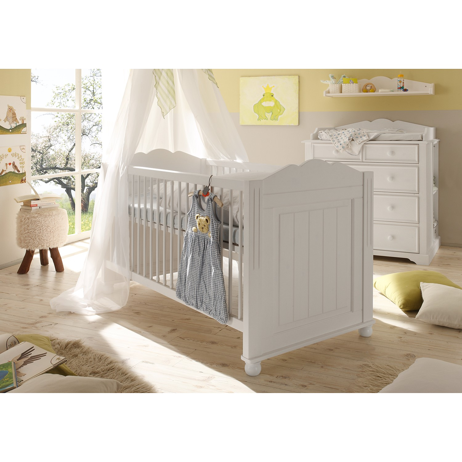 Babybett Cinderella, Kids Club Collection