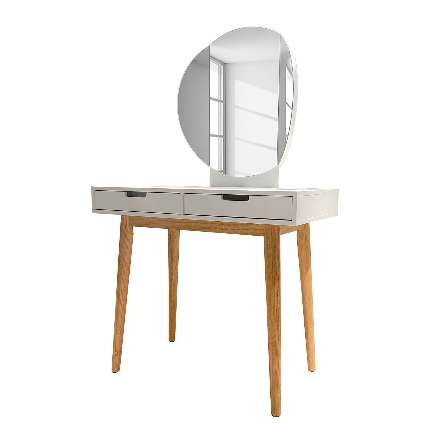 Home24 Make-up tafel Lindholm, Moerteens