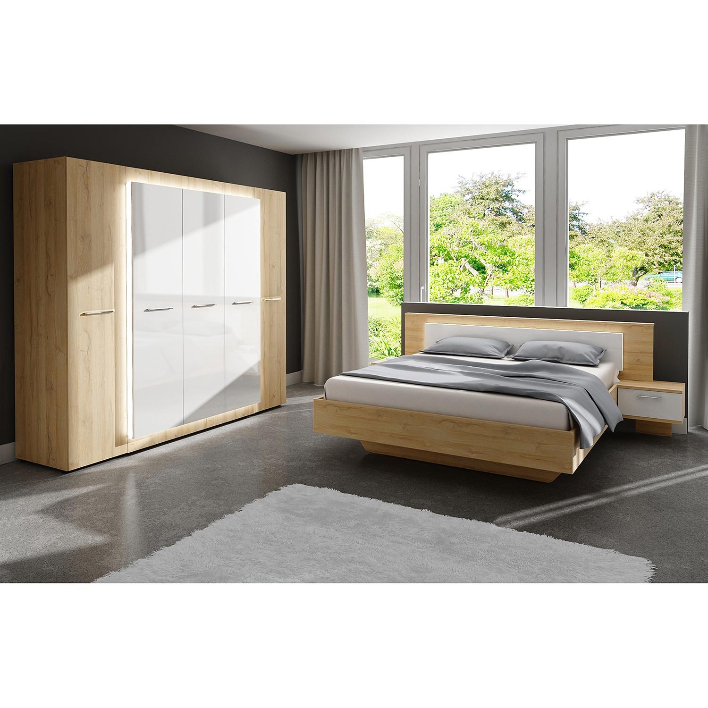 Schlafzimmermöbel - Bettkasten Stokka - loftscape - Braun
