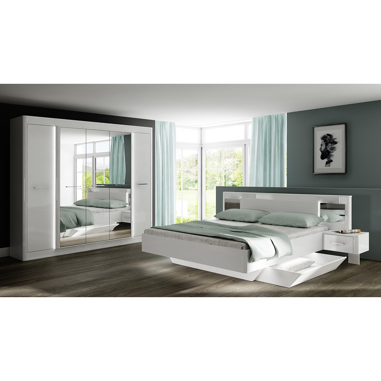 Schlafzimmermöbel - Bettkasten Tromoy - loftscape - Weiss