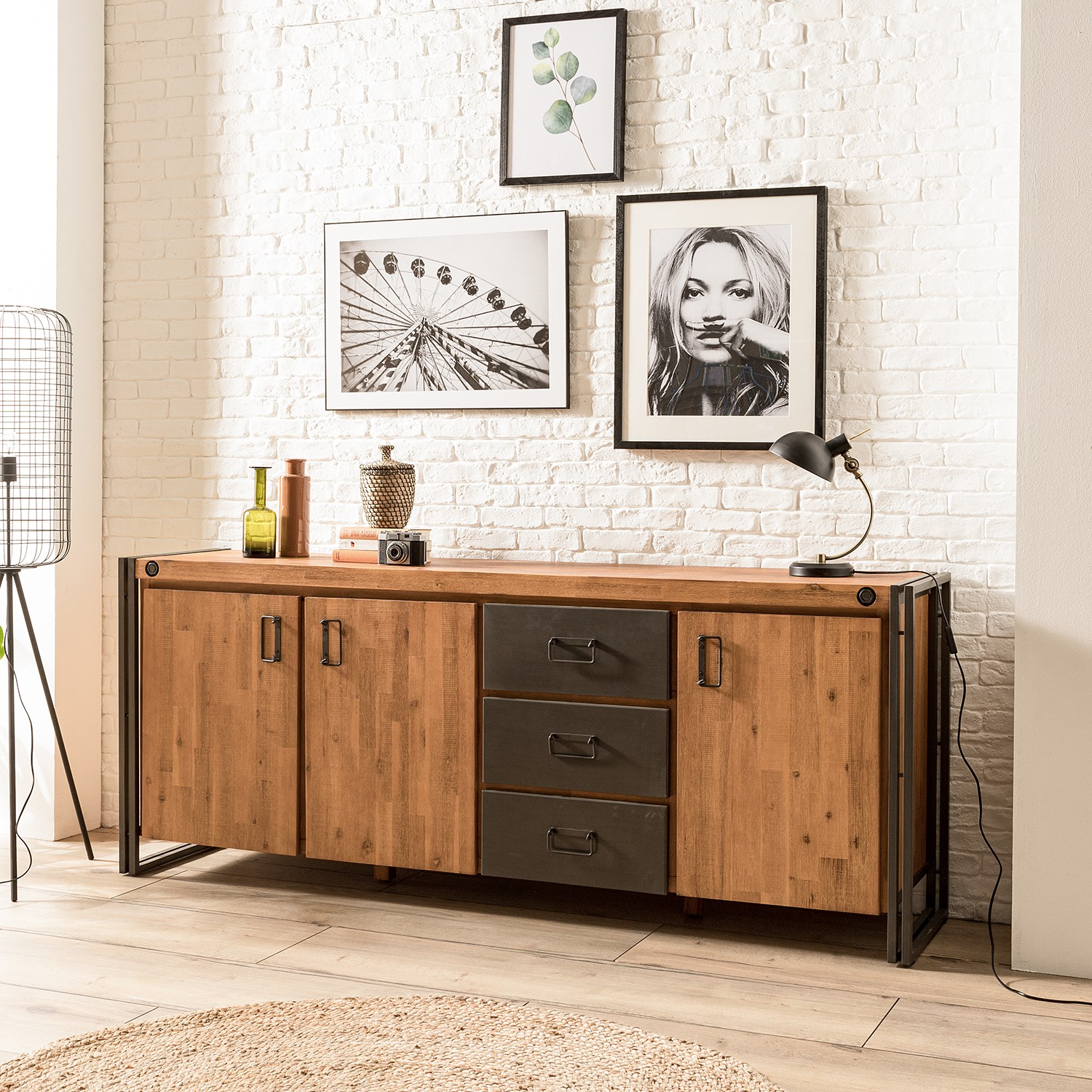 home24 Sideboard Manchester IV
