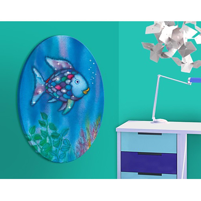 home24 Bild Der Regenbogenfisch I | Dekoration > Bilder und Rahmen > Bilder | Bilderwelten