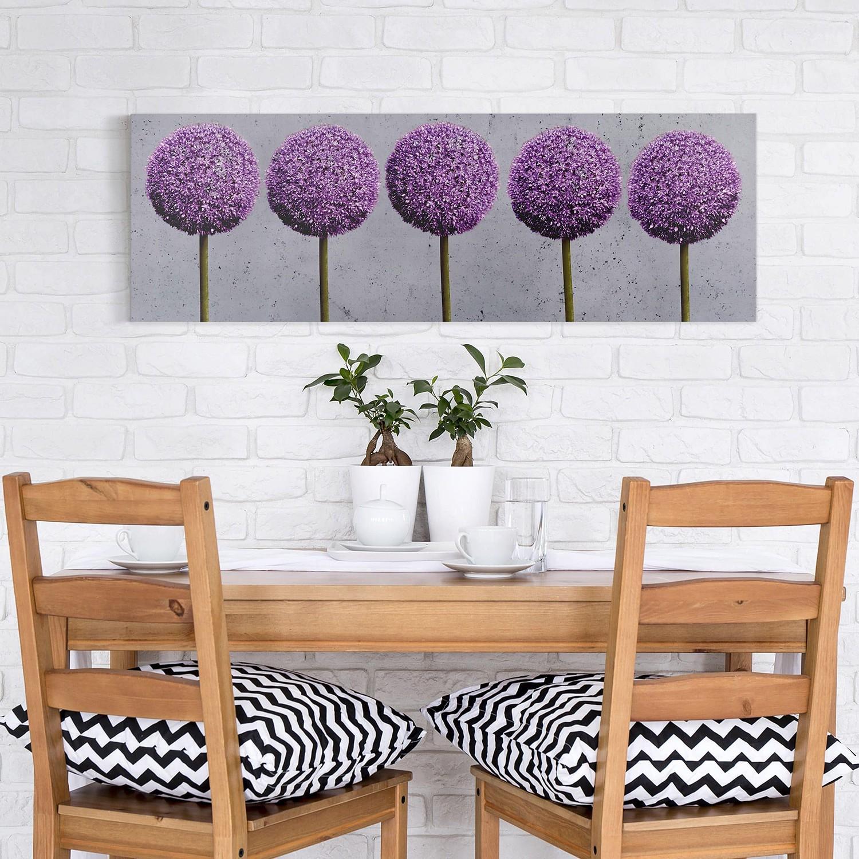 home24 Bild Kugel-Blueten | Dekoration > Bilder und Rahmen > Bilder | Bilderwelten