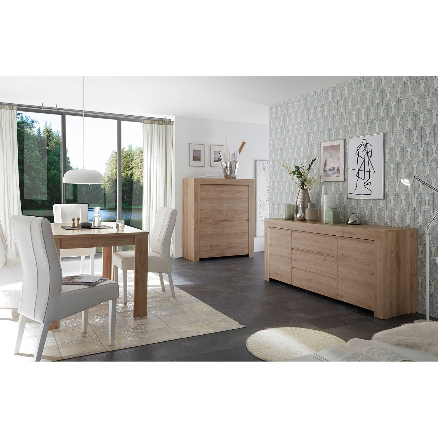 Highboard Firenze