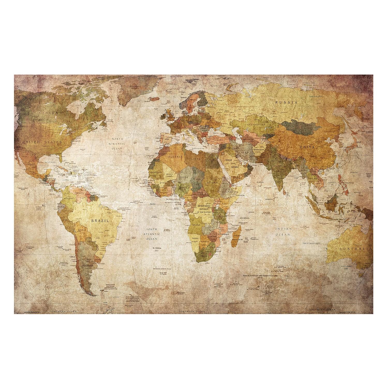 Bild Weltkarte II, Bilderwelten