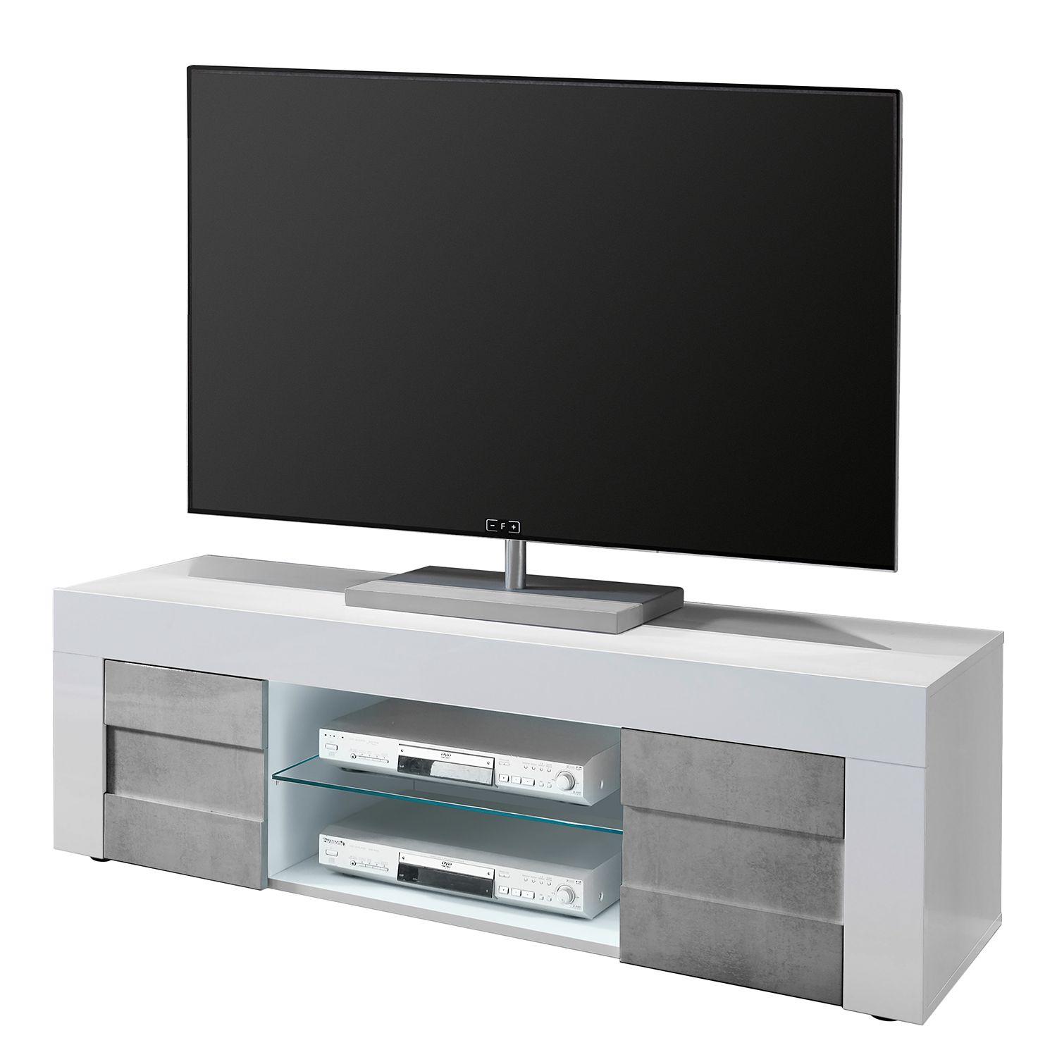 home24 TV-Lowboard Easy
