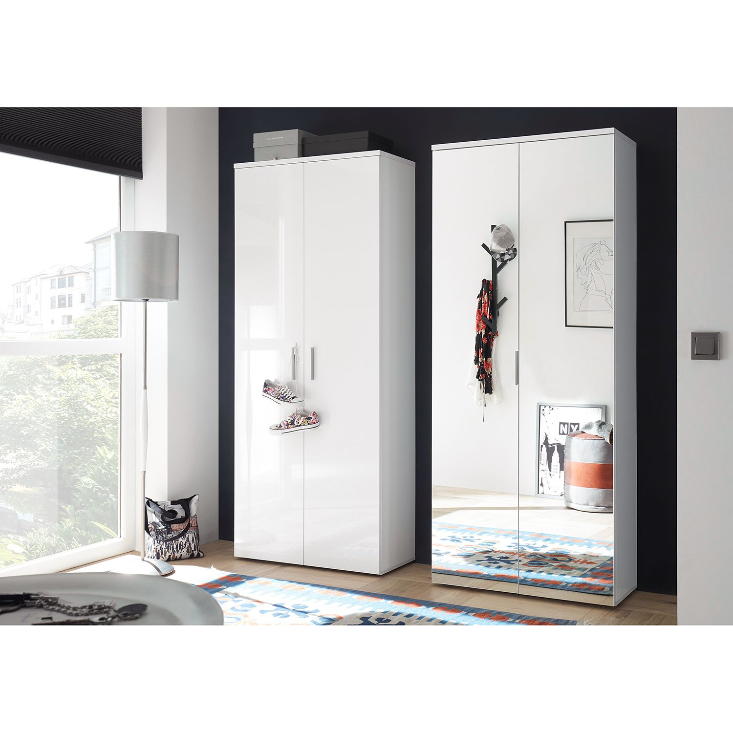 Armoire à chaussures Bellbrook I