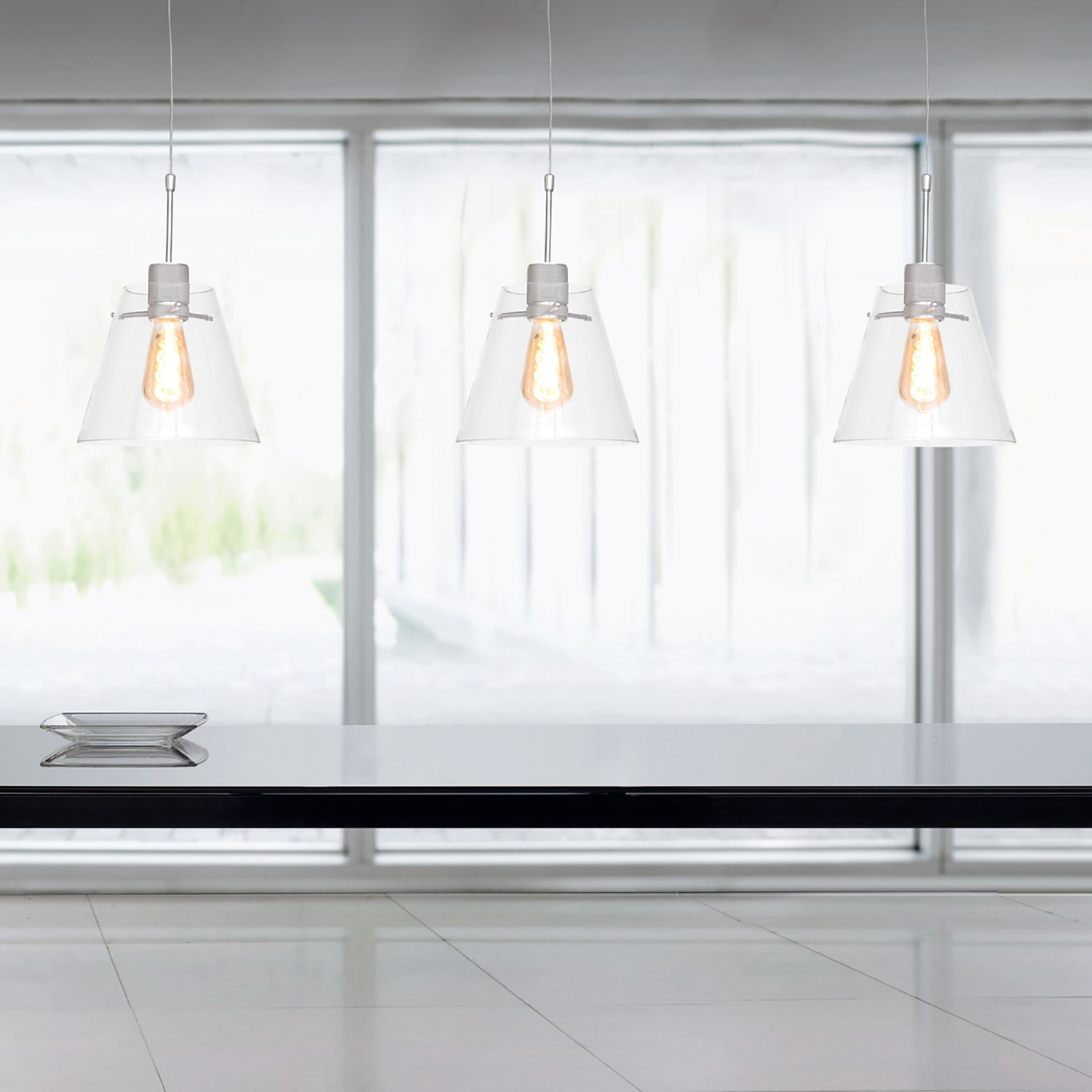Suspension Glass Cloak I