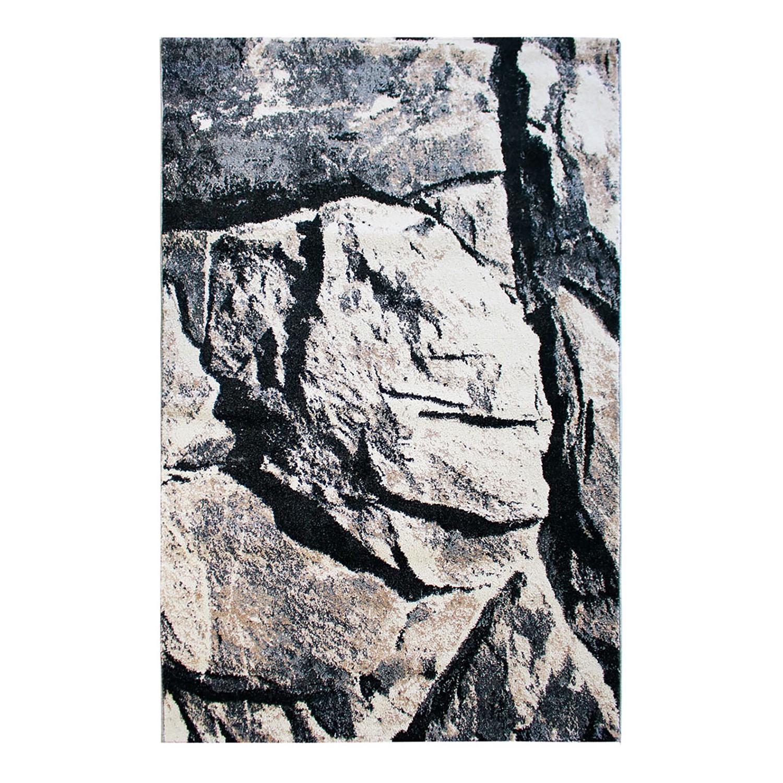 home24 Kurzflorteppich Tuana Rocks