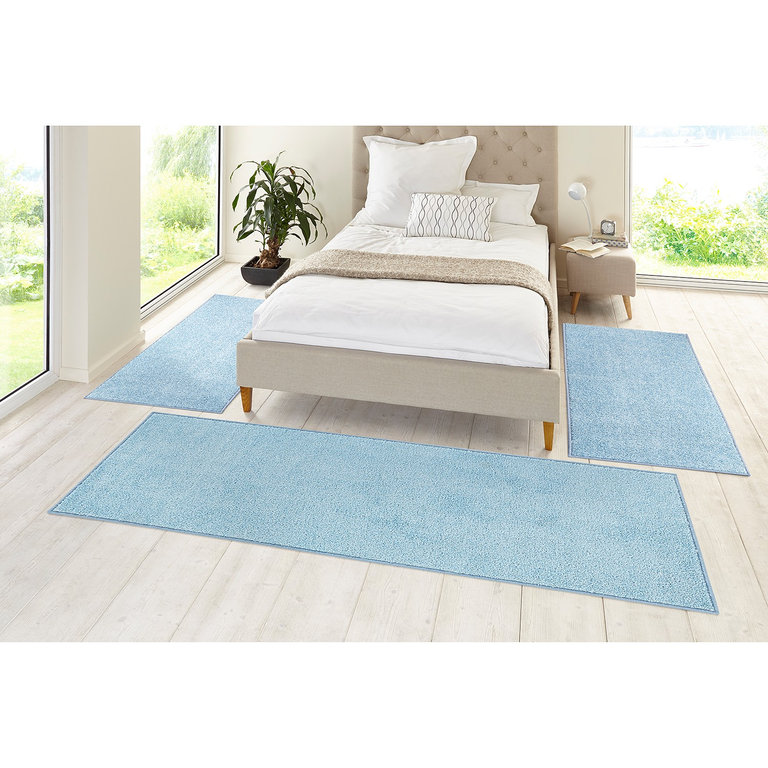 Bettumrandung Pure, Hanse Home