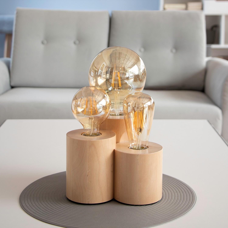 Tischleuchte Vincent I Kaufen Champagner
