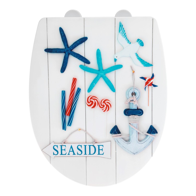 home24 WC-Sitz Seaside | Bad > WCs | Wenko