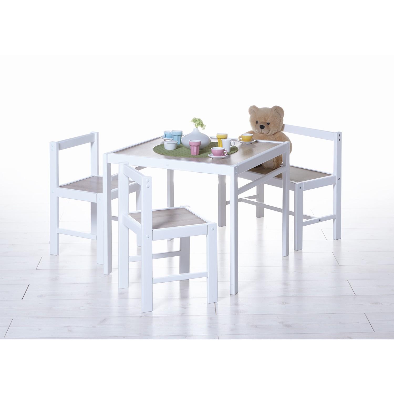 home24 Kinder-Tischgruppe Ticaa II | Kinderzimmer > Kindertische | Ticaa
