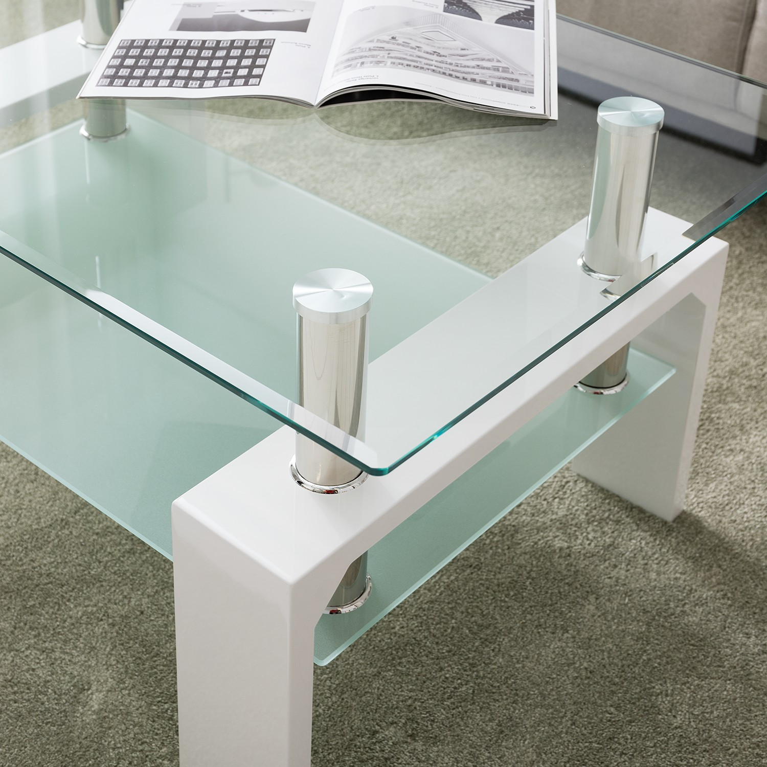 Table basse Glassy