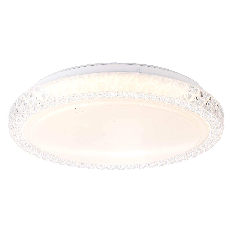 home24 LED-Deckenleuchte Badria