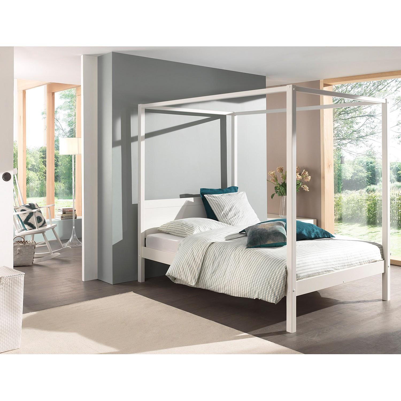 home24 Himmelbett Pino | Schlafzimmer > Betten > Himmelbetten