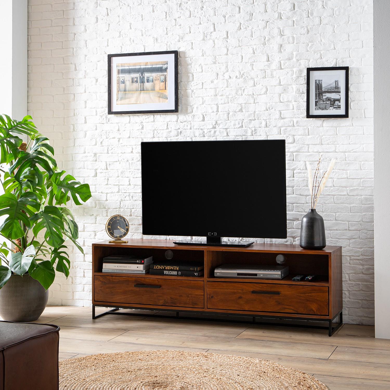 home24 TV-Lowboard Woodson V | Wohnzimmer > TV-HiFi-Möbel > TV-Lowboards