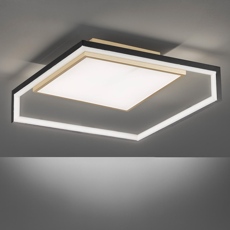 home24 LED-Deckenleuchte Oros