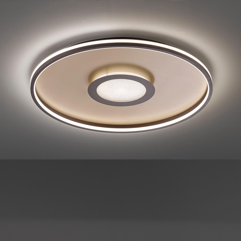 home24 LED-Deckenleuchte Vehs VI