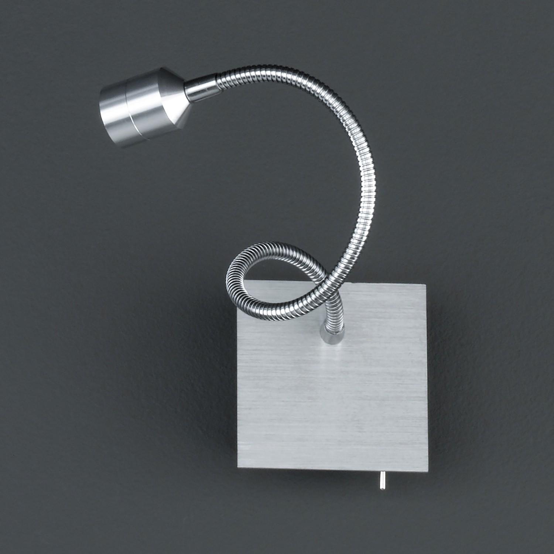 home24 LED-Wandleuchte Sulina