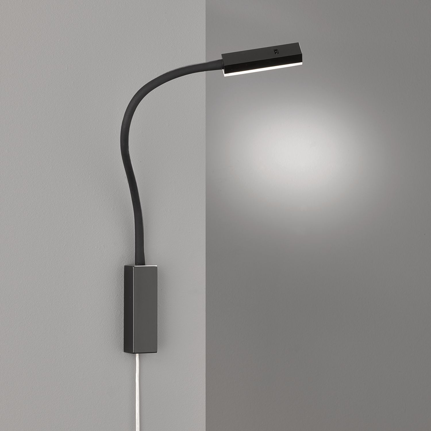 home24 LED-Wandleuchte Maripa I