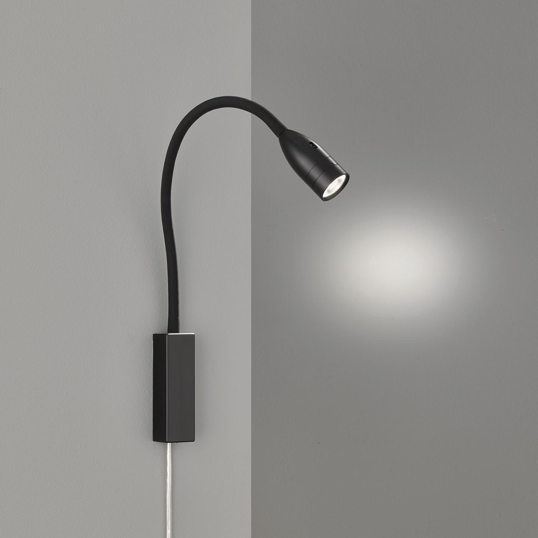 home24 LED-Wandleuchte Maripa II