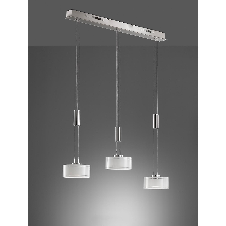 home24 LED-Pendelleuchte Calw II