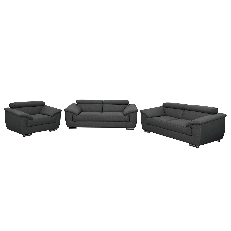 Home24 Bankstellen Swaine (3-, 2-zits,fauteuil), Modoform