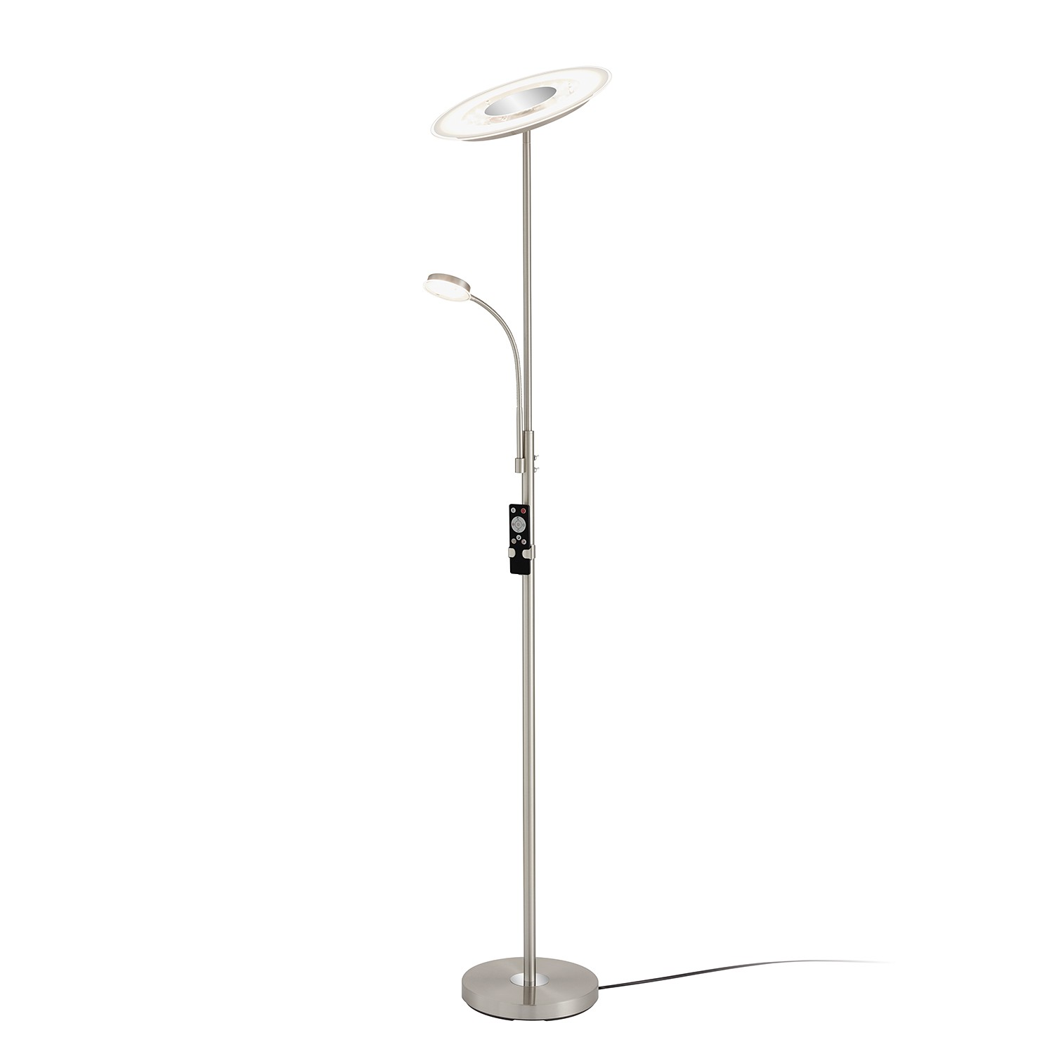 home24 LED-Stehleuchte Alice