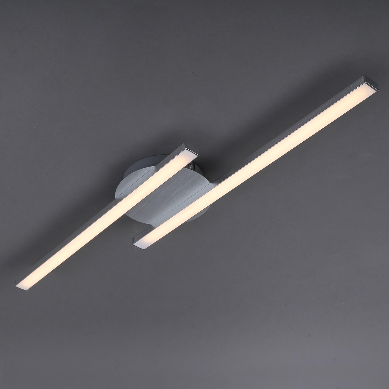 home24 LED-Deckenleuchte Juria