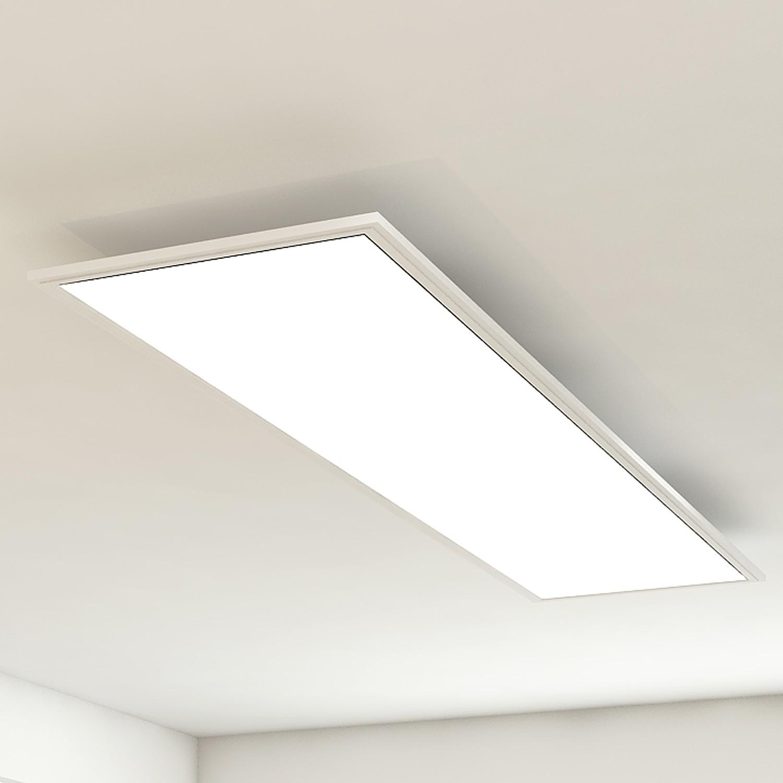home24 LED-Deckenleuchte Leo