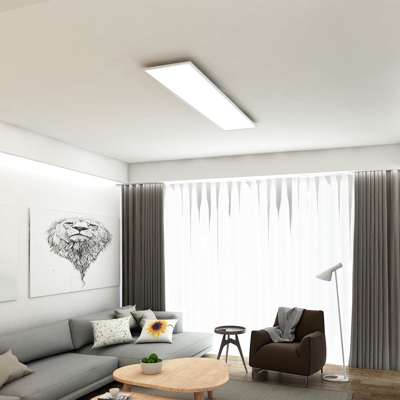 home24 LED-Deckenleuchte Mia