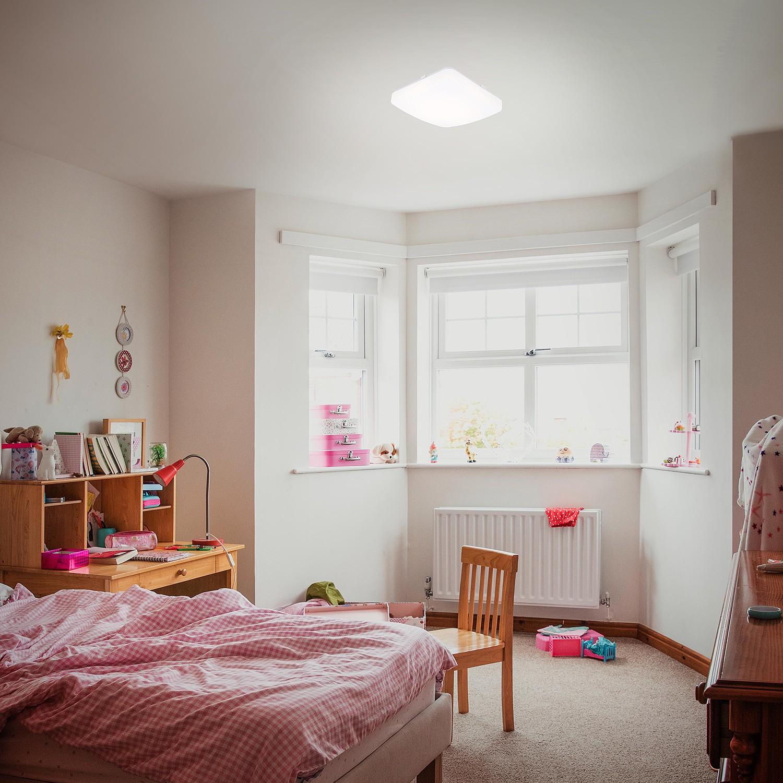 home24 LED-Deckenleuchte Alma