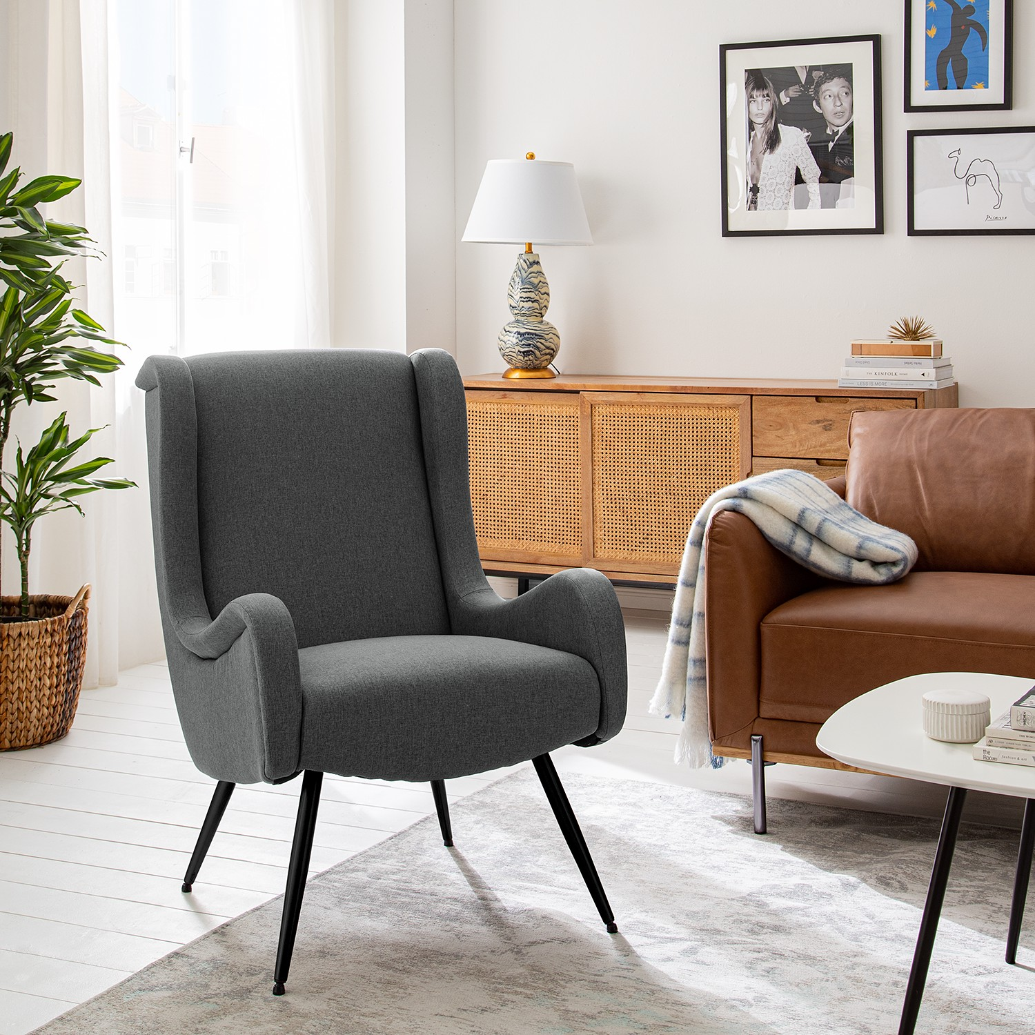 Fauteuil Emly