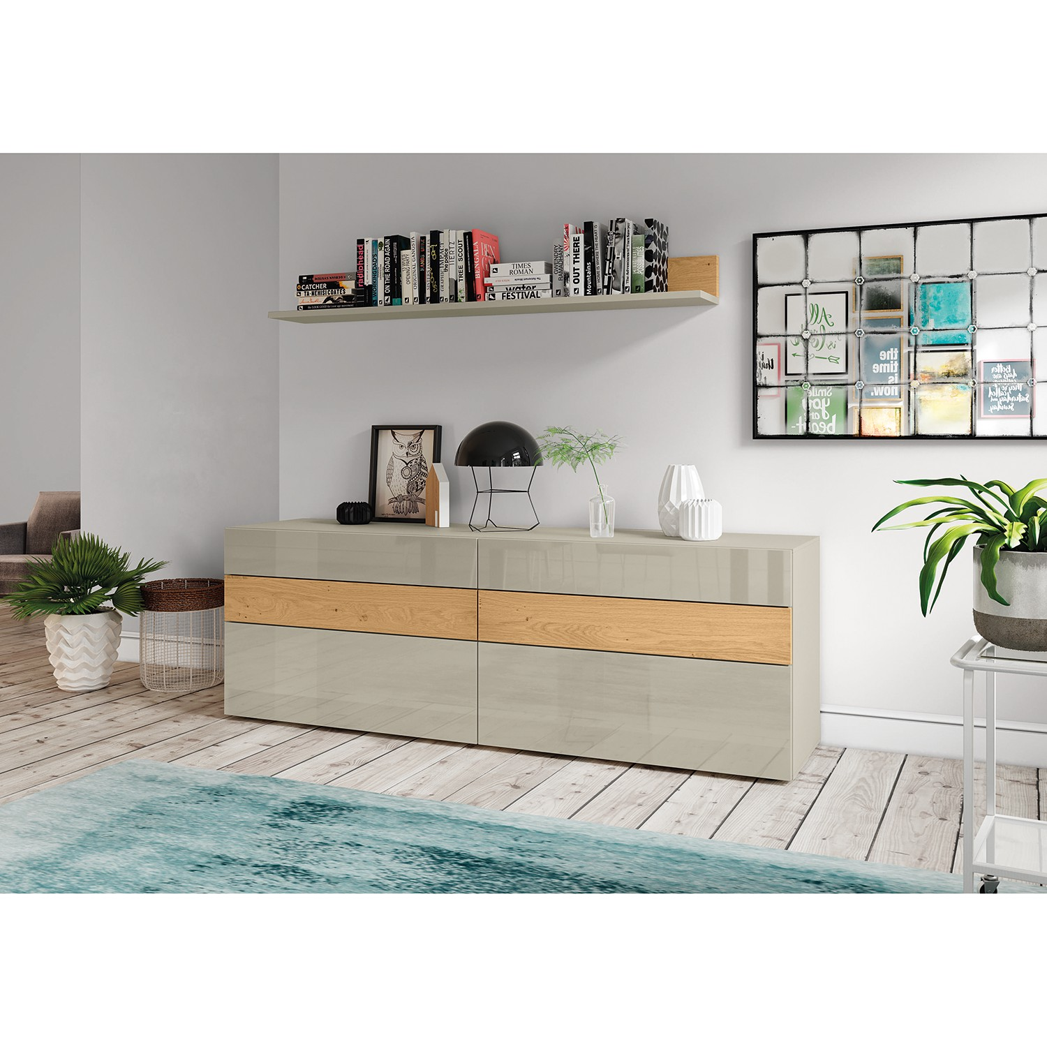 home24 Sideboard hülsta now vision