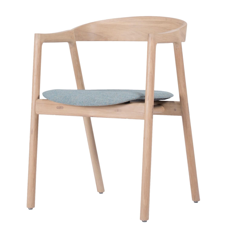 home24 Armlehnenstuhl Muna I   Küche und Esszimmer > Stühle und Hocker > Armlehnstühle