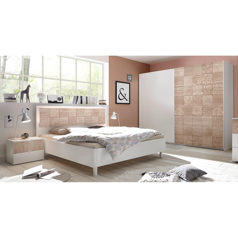 Schlafzimmermöbel - Schlafzimmerset Laussonne I (4-teilig) - LC Mobili - Weiss