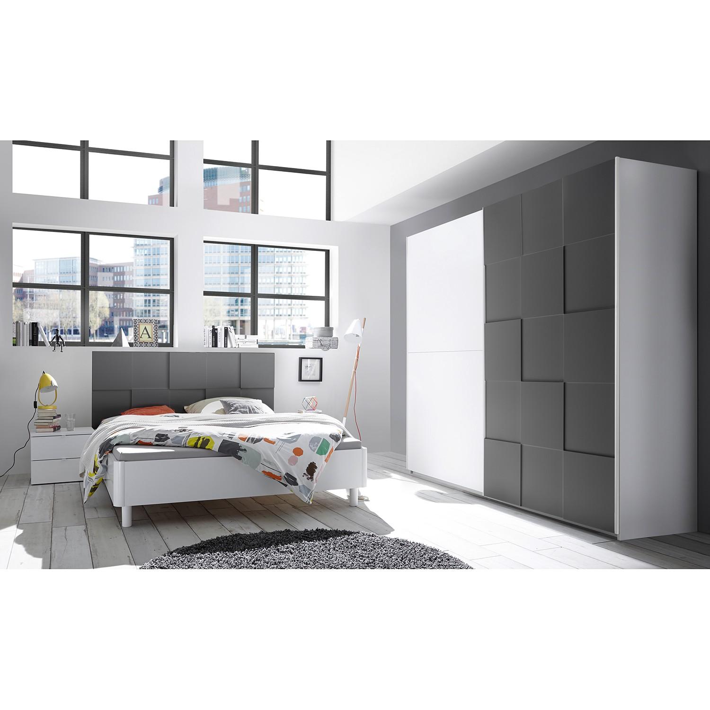 Schlafzimmermöbel - Schlafzimmerset Coux (4-teilig) - LC Mobili - Weiss