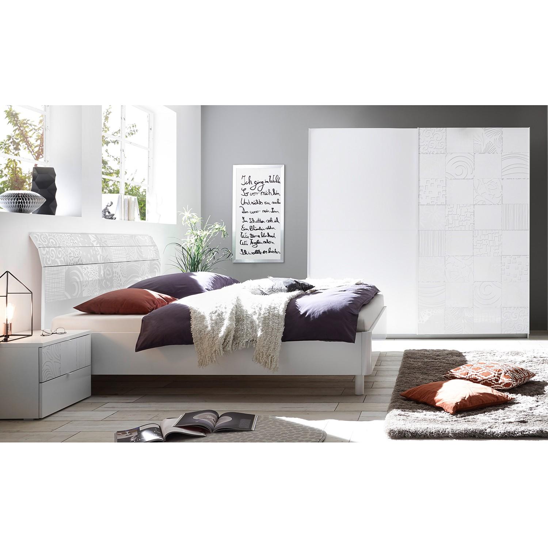 Schlafzimmermöbel - Schlafzimmerset Laussonne II (4-teilig) - LC Mobili - Weiss