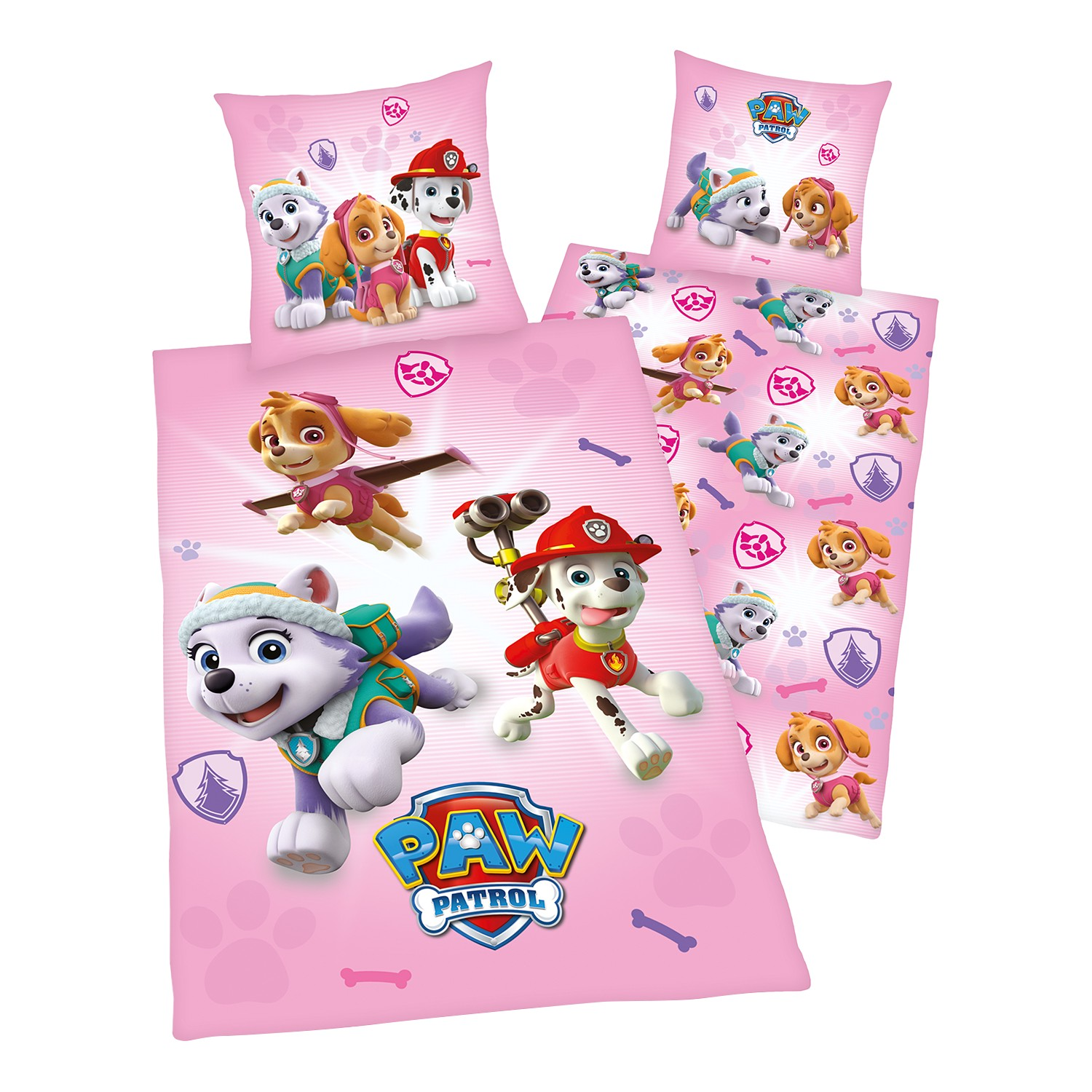 home24 Bettwaesche Paw Patrol Everest