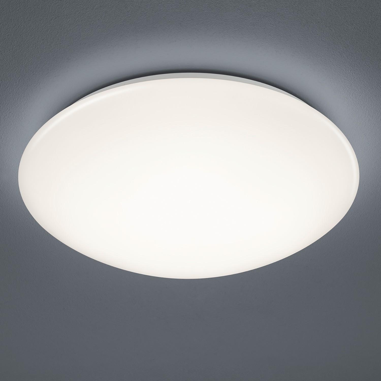 home24 LED-Deckenleuchte Putz I