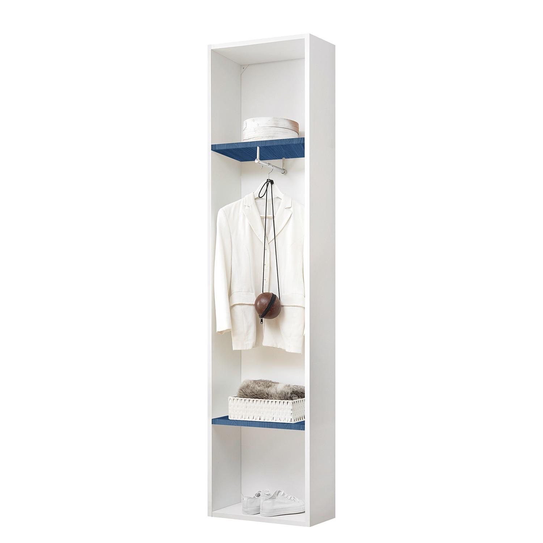 Schlafzimmermöbel - Garderobe Enjoy - home24 - Weiss