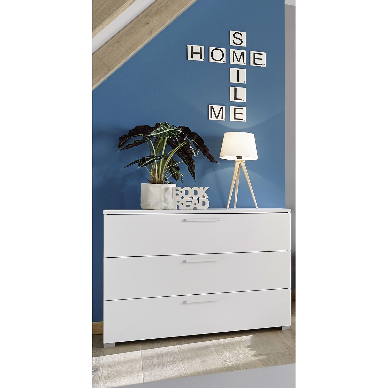 Schlafzimmermöbel - Kommode Enjoy - home24 - Weiss