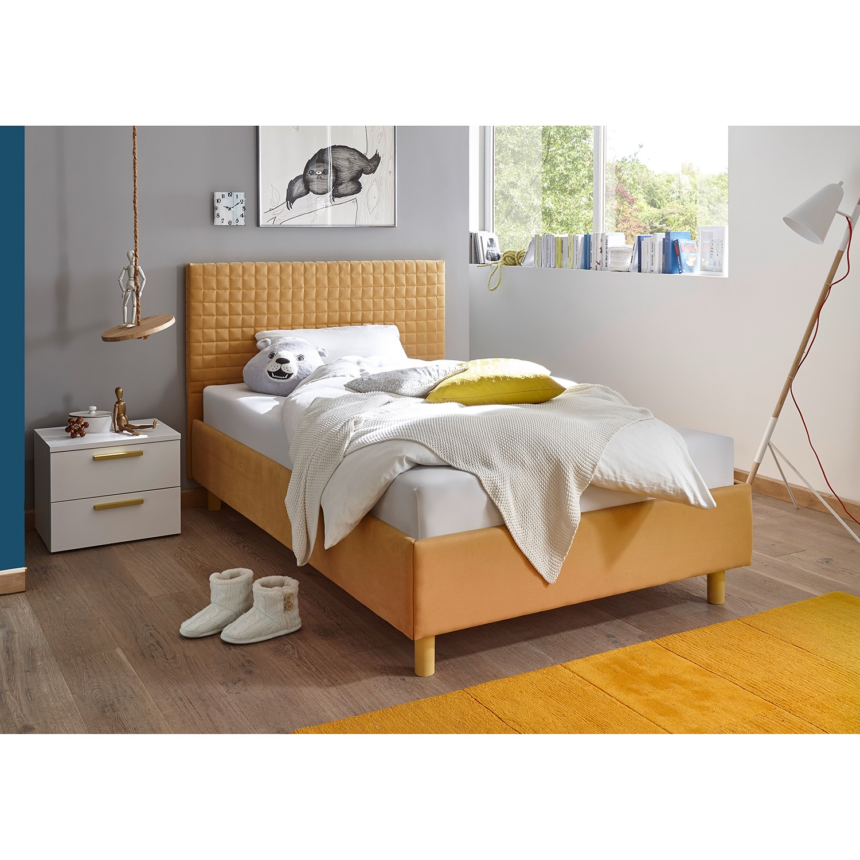 Schlafzimmermöbel - Nachtkommode Enjoy - home24 - Weiss
