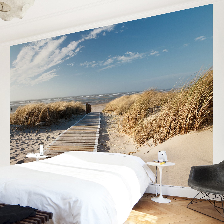 home24 Vliestapete Ostsee Strand | Baumarkt > Malern und Tapezieren | Bilderwelten